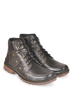 Fs 015 Sepatu Boot Pria Fs 015 Produk Fashion Handmade Terbaik