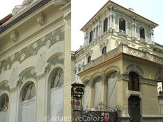 Villino Raby, Fenoglio. C.so Francia 8, Torino