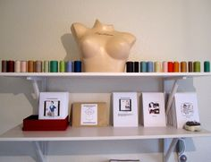 A Few Threads Loose: New Paper Patterns Sitting on my Shelf of Awesome.