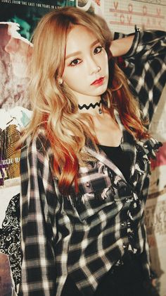 """Taeyeon of K-pop group Girl's Generation is to hold her first ever solo concerts, according to her agency SM Entertainment on Saturday. The concerts, titled """"Taeyeon, Butterfly Kiss,"""" will take place at the Olympic Gymnastic Stadium on April 23 and Girls Generation, Girls' Generation Taeyeon, Seohyun, Snsd, K Pop, Kpop Girl Groups, Korean Girl Groups, Kpop Girls, Yuri"""