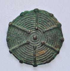 Amlash bronze ring 2, 1st millenium B.C. Private collection