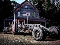 Live. Build. Drive. Magazine Photo Gallery Browser