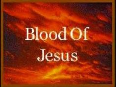 The Blood Jesus