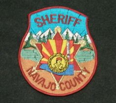 Navajo County Sheriff Navajo County was formed on March 21, 1895, as the final act of the Territorial Assembly before it adjourned at midnight. What is now Navajo County was first included in Yavapai County, but in 1879, the area was added to the newly formed Apache County.