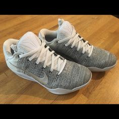 abec2447cfb3 Kobe Elite Xi Flyknit Low Id Shoes