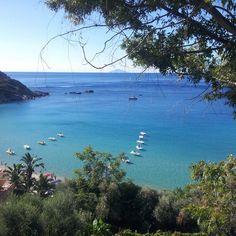 Cavoli beach. Elba