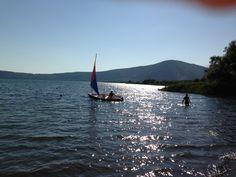 Un pomeriggio al lago di Vico...