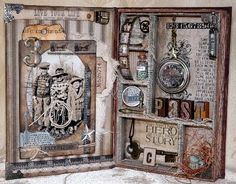 Destination Inspiration - by Candy Colwell, Creativity is Contagious seen at A Vintage Journey