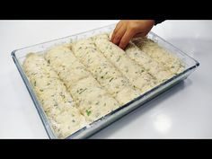 De ce nu știam această rețetă înainte? mâncare sănătoasă și ieftină - YouTube Indian Food Recipes, Real Food Recipes, Cooking Recipes, Healthy Bread Recipes, Vegetarian Recipes, Bakery Recipes, Brunch Recipes, Appetizer Sandwiches, Potato Bread