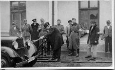 Rabbi Forced to wash a Car Nazi Germany 1942