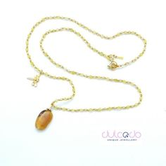Złota droga - DULCEDO biżuteria - biżuteria jest jak ubranie, bez niej czuję się naga