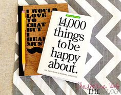 life: 14,000 things to be happy about...