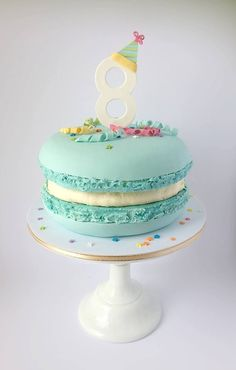 The Ultimate Macaron Template & Macaron Projects Galore! - Engelchen - The Ultimate Macaron Template & Macaron Projects Galore! The Ultimate Macaron Template & Macaron Projects Galore! Pretty Cakes, Cute Cakes, Beautiful Cakes, Amazing Cakes, Yummy Cakes, Bolo Macaron, Macaroon Cake, Macaroon Tower, Fancy Cakes