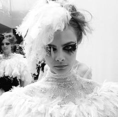 Haute Couture Spring 2013: behind the scenes at Dior