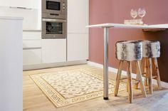 Alfombras de Mosaico. #interiorismo #decoracion #casa #deco #interiordesign #home #Mosaicohidraulico #patchwork #tendencia #cementtiles #carreauxciment