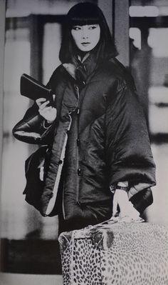 「小夜子の魅力学。」山口小夜子著(1983)文化出版局