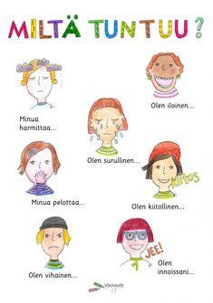 Finnish Grammar, Finnish Language, Learn Finnish, Early Childhood Education, Occupational Therapy, Children, Kids, Kindergarten, Story Time