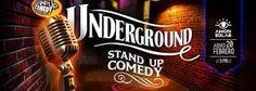 UNDERGROUND Stand Up Comedy http://www.desktopcostarica.com/eventos/2014/underground-stand-comedy #CostaRica