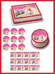 Chuggington Trains 3 Edible Birthday Cake Topper OR Cupcake Topper
