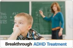 Natural ADHD Treatment