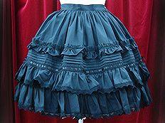 Baby the Stars Shine Bright / Skirt / Frill Skirt