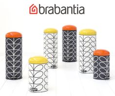 Win an Orla Kiely designed Brabantia Retro Bin worth £132, UK and Ireland entry…