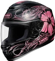 Shoei Qwest Goddess TC-7 Helmet - LeatherUp.com c6cd2821e033b