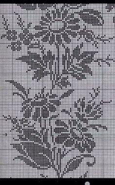 Одноклассники Cross Stitch Tattoo, Cross Stitch Tree, Cross Stitch Borders, Cross Stitch Flowers, Cross Stitch Designs, Cross Stitch Embroidery, Cross Stitch Patterns, Crochet Bedspread Pattern, Tapestry Crochet Patterns