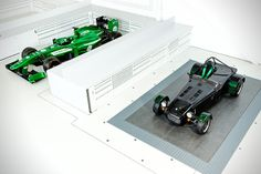 If you were a fan of the Caterham Seven 250 R before, wait until you feast your eyes on the Caterham Kamui Kobayashi Seven 250 R. This limited edition vers