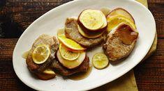 Pork chop recipe with a Coca-Cola glaze.