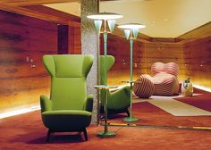 Philippe Starck: Hotel Fasano hall, Rio de Janeiro, RJ - ARCOweb