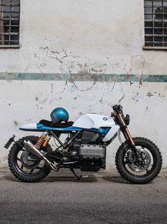 K-IRA | BMW K75 Rude Scrambler
