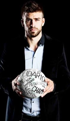Gerard Pique; Barcelona Soccer / Spanish National Team