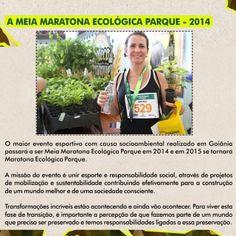 ૮o૨૨૯ ૮αmiℓα: Contagem Regressiva para Meia Maratona Ecológica P...