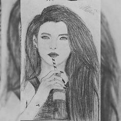 Selenagomez drawing