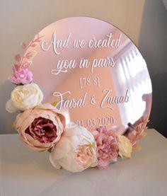 Wedding Prep, Wedding Stage, Diy Wedding, Handmade Wedding Gifts, Wedding Gifts For Couples, Personalised Gifts For Couples, Desi Wedding Decor, Wedding Decorations, Wedding Favours