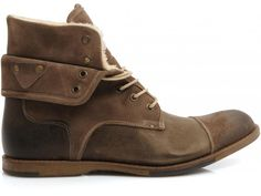 Action Leather Warm Bootie