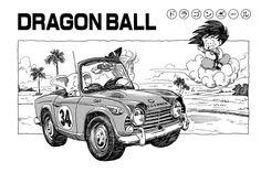 Adoro os desenhos de carros de Dragon Ball - Visit now for 3D Dragon Ball Z compression shirts now on sale! #dragonball #dbz #dragonballsuper