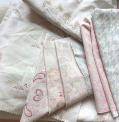 Linen fabrics from Delphi Burling