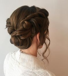 nice 35 Trendiest Curly Updos Of All Time -- Be The Prettiest
