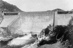 Primer dique San Roque