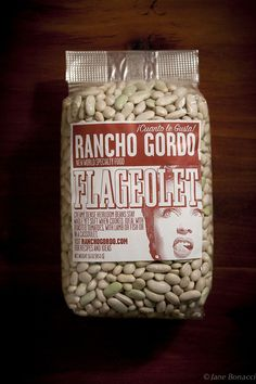 Rancho Gordo beans are fantastic and heiritage! Football Celebrations, Cooking Dried Beans, Just Eat It, Gluten Free Treats, Specialty Foods, Clean Recipes, How To Look Better, At Least, Cooking Stuff