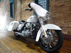 Used 2013 Harley-Davidson FLHX - Street Glide Motorcycles For Sale in Pennsylvania,PA. 2013 Harley-Davidson FLHX - Street Glide, This is a must see !!!! Awesome Pearl white paint, stretched bags, wheel, what a great looking machine 2013 Harley-Davidson® Street Glide® The 2013 Harley-Davidson® Street Glide® model FLHX is equipped with an iconic bat wing fairing this custom hot-rod bagger an amazing Harley® style that needs to be seen and ridden. The Harley® Street Glide® FLHX model has…