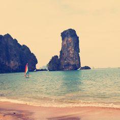 From Centara Beach resort Krabi thailand