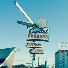 Capital Burgers