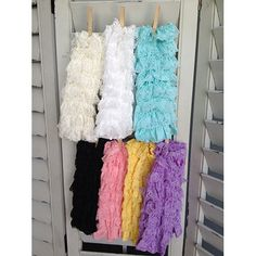 Lace baby leg warmers only $14.99 from Backdrop Outlet http://www.backdropoutlet.com