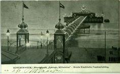 Oude foto's van Scheveningen