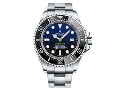 Men's Wrist Watches - NEW Rolex Sea Dweller DeepSea Stainless Steel Mens watch 116660 DBL >>> Continue to the product at the image link.