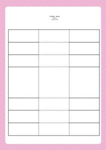 Free templates from Papercraft Inspirations magazine 165 - Papercraft Inspirations