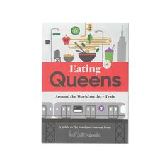 Herb Lester Eating Queens Map: This pocket size travel guide to Queens will show travellers unusual things to see and eat in the New York borough. Satisfy your hunger in the land of opportunity! Herb Lester takes famished travellers on a journey from Manhattan's Times Square, jumping onto the number 7 subway line under the East River to Queens. Queens, is one of the most ethnically diverse areas in the world, making it an excellent place to sample new food on every corner and eat your way…
